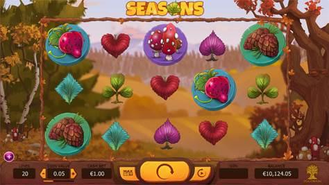 Seasons - Yggdrasil Gaming