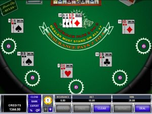 Which Casinos Offer Low Blackjack Table Stake Limits?