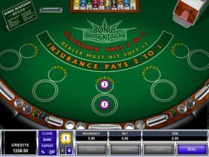 Newly Structured Online Blackjack Games
