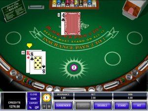 When Should I Surrender a Hand Playing Blackjack?