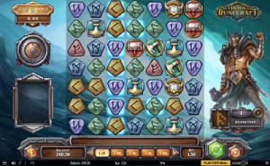 Play'n Go announce Viking Runecraft slot