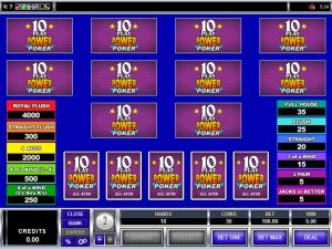 Do Multi-Hand Video Poker Games Pay More Than Single Hand Variants?
