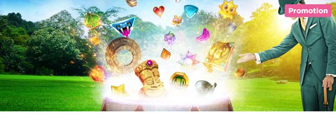 online casinos 190 free spins