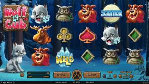 NetEnt release Wolf Cub slot
