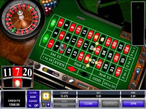 Maximizing Bonus Play on Roulette Games