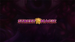 Street Magic is a highly volatile slot machine.