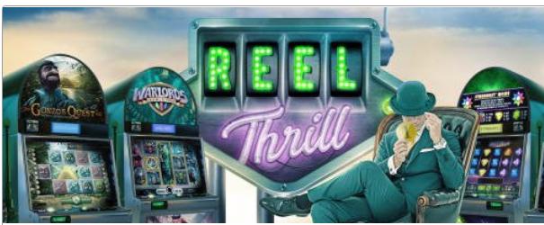 Mr Green Reel promotion