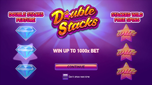 NetEnt Reboots Its Classic Double Stacks Slot