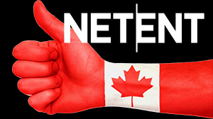 NetEnt To Offer Its Games to Players in Canada