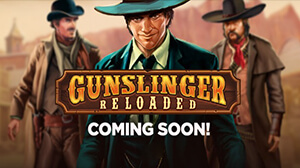 Play'n GO Is Taking You to Wild West with Gunslinger: Reloaded Slot