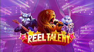 Reel Talent is a JFTW video slot with the highest frequency of huge payouts.
