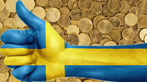 Operators with Swedish permits ruled the market in the first three quarters of 2018.