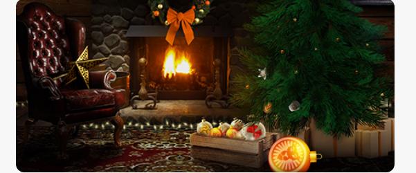 Leovegas Christmas promotion