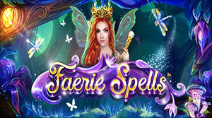 Faerie Spells offers a potentially lucrative progressive jackpot.