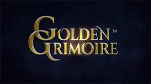 NetEnt launches Golden Grimoire slot