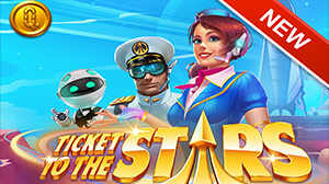 Ticket to the Stars Slot Arrives in Quickspin Casinos