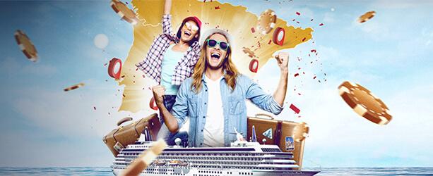 Casino Cruise takes you on a trip around the Iberian Peninsula