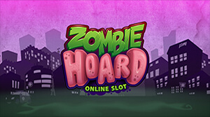 Microgaming launches Zombie Hoard slot.