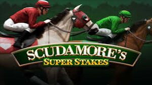 NetEnt Casinos Welcome Scudamore's Super Stakes Slot