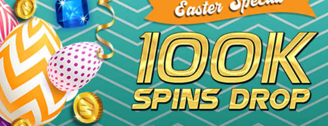 Pocket a Share of 100K Free Spins at Bgo Casino This Easter