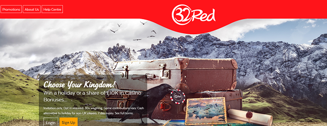 Win a Fantastic Trip to one of GoT Locations at 32Red