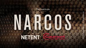 NetEnt launches the Narcos slot.