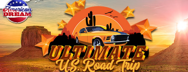 Bgo Offers an Ultimate US Road Trip