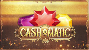 NetEnt casinos welcome new Cash-O-Matic slot.
