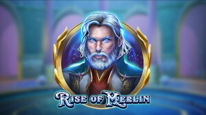 Rise of Merlin slot review - Play'n GO.