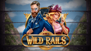 Play'n GO launches the new Wild Rails slot