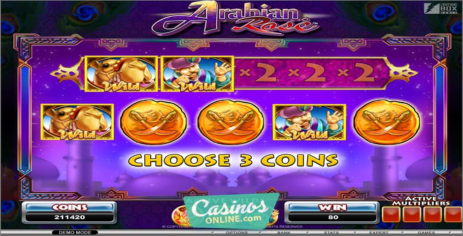 Arabian rose microgaming slot game book omania free
