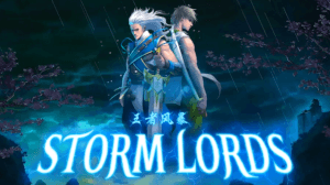 Realtime Gaming's Storm Lords slot