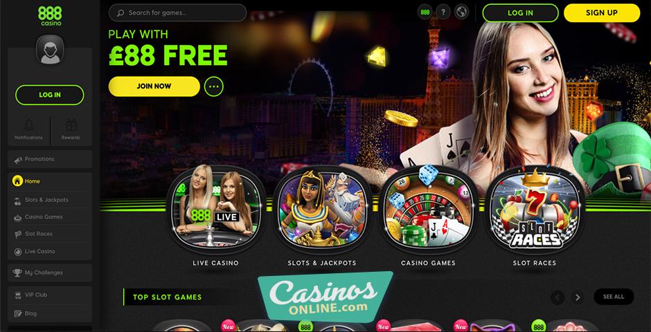 Casino 888 Withdrawal