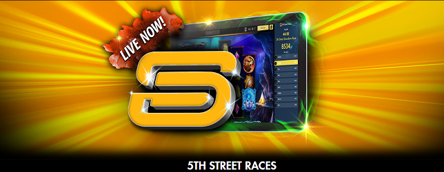 Experience Street Races at Black Diamond for Fantastic Prizes