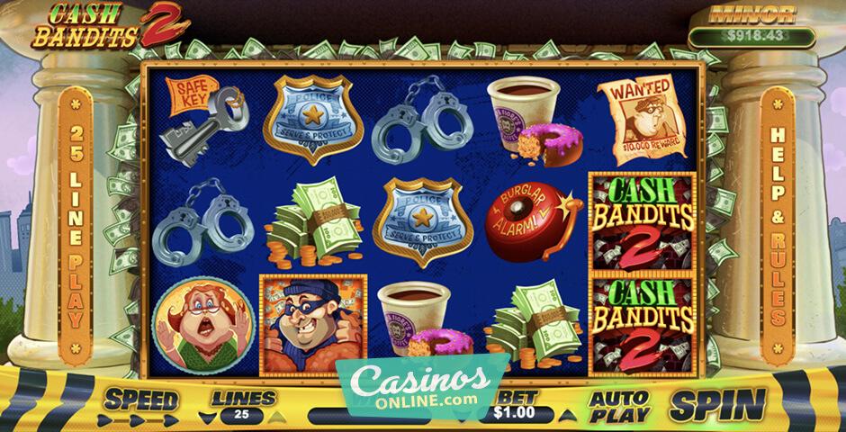 Spiele Cash Bandits 2 - Video Slots Online