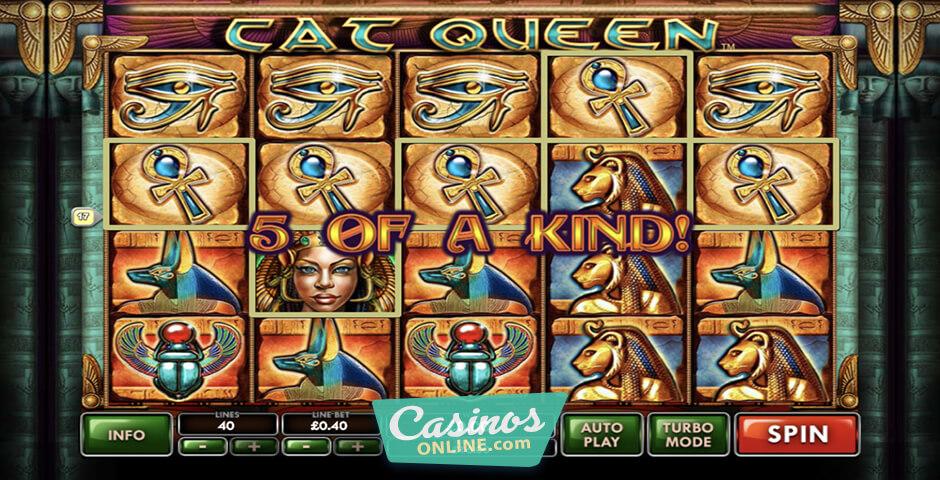 Miss kitty slots
