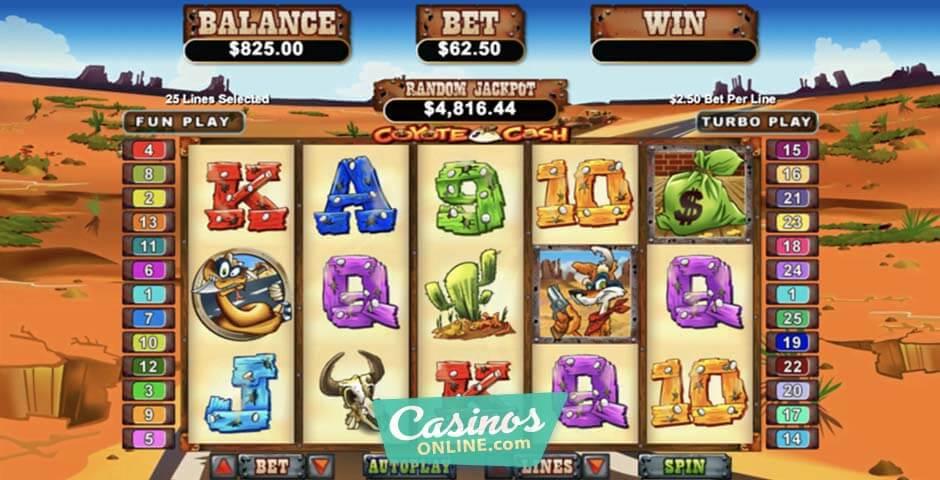 Spiele Coyote Cash - Video Slots Online