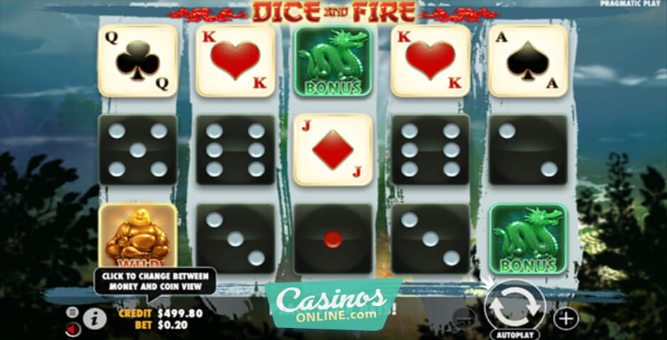 Dice and fire slot machine online pragmatic play ever]