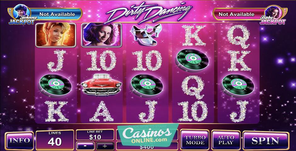 Spiele Dirty Dancing - Video Slots Online