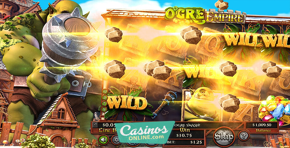 Spiele The Ogre Village - Video Slots Online