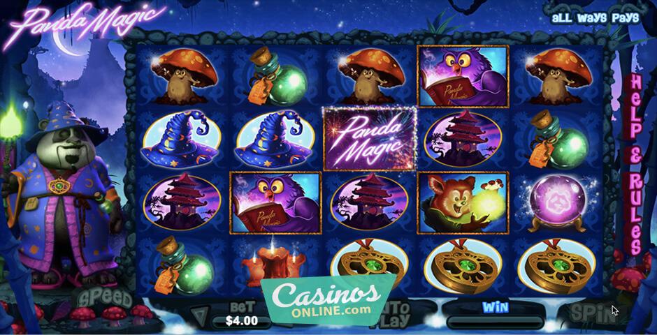 Spiele Panda Magic - Video Slots Online