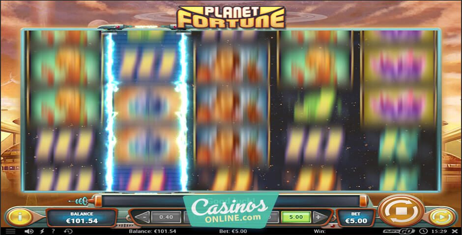 Spiele Planet Fortune - Video Slots Online