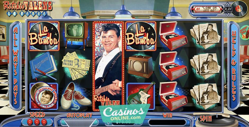 Ritchie Valens: La Bamba Slot Machine