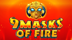 9 Masks of Fire Added to Microgaming Offering
