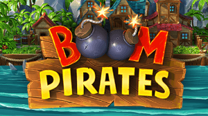 Get ready for a thrilling pirate adventure in the new Boom Pirates slot.