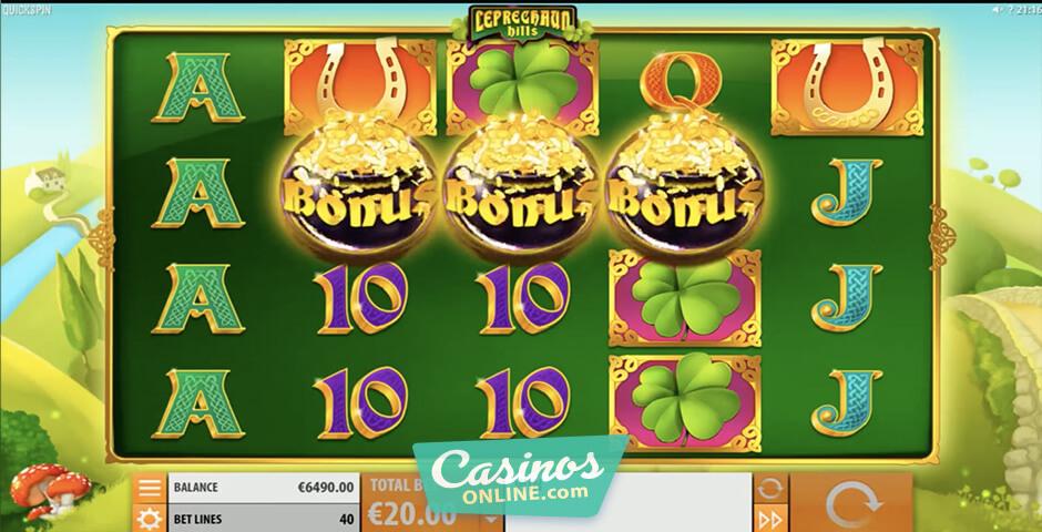 Spiele Leprechaun Hills - Video Slots Online