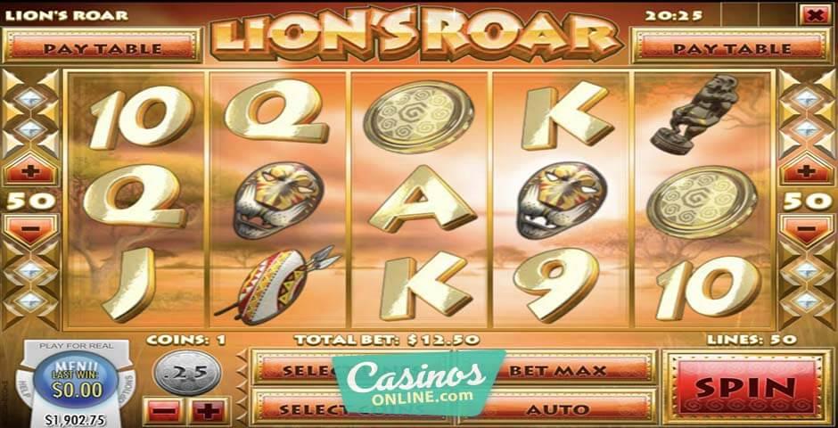 Spiele LionS Roar - Video Slots Online