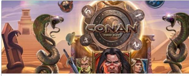 Get Unlimited Free Spins on Conan at Mr Green Casino