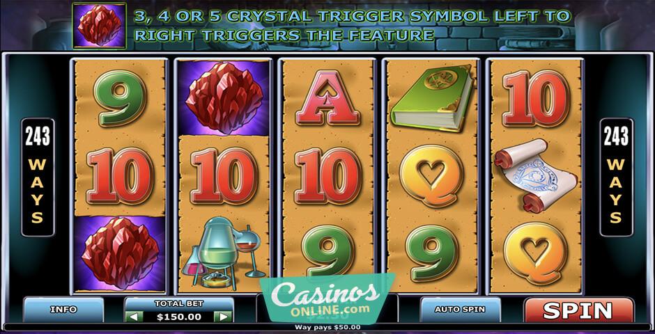 Spiele AlchemistS Spell - Video Slots Online