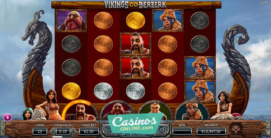 Vikings Go Berzerk No Download Demo Slot